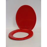 Red Toilet Seat